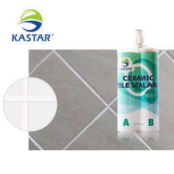 Kastar Easy-to-Operate Black Cement Slurry for Pool Floor Tile Gap Filling