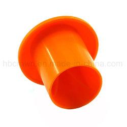 Factory Supply Plastic Mushroom Rebar Protection Safety Cap for Steel Bar