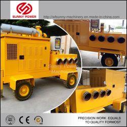Diesel Engine Slurry Pump with High Pressure