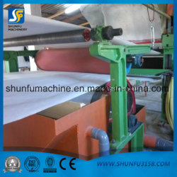 1092 Type Toilet Tissue Paper Jumbo Roll Making Machines Used Waste Recycling Paper