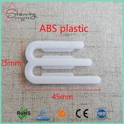 Free Shipping Wholesale Price High Quality Plastic Shirt Sleeve Clip