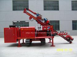 Mdl-C160 Top Drive Full Hydraulic Power Head Anchor Crawler Drilling Rig Drilling Machine