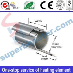 Nozzle Type Industrial Electric Band Heater for Plastic Extruder