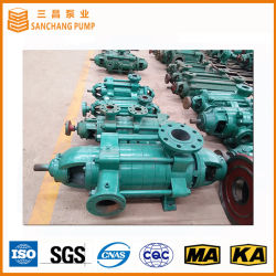 Single Suction Multistage Centrifugal Pumps for Water Supply and Discharge Project