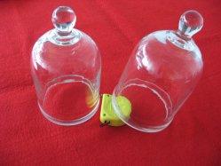 Customize Clear Quartz Bell Jar