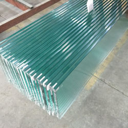 Clear and Ultra Clear Jumbo Size Flat Tempered Float Glass with Ce Certificate