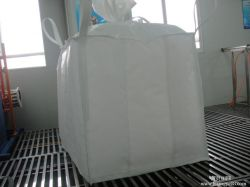 PP Woven Bulk Bag for Packing Pet Chips