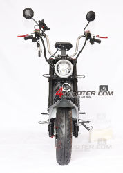 Wholesale 2020 New Motorcycle EEC 60V 20ah Fat Tire 2000W Chopper Electric Scooter Citycoco