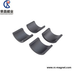 Strong Magnetic Custom Ceiling Fan Motor Magnet Ferrite Magnet
