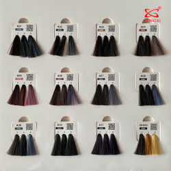 OEM Herbal Professional Permanent White Hair Dye No Ammonia Composition