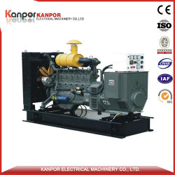Rated 80kVA/64kw Standby 88kVA 70kw Deutz (BF4M2012C) Diesel Electric Silent Generator