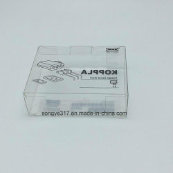 PVC Clear Folding Charge PAL Blister Boxes