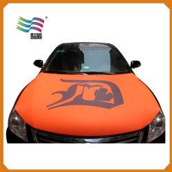 Promotional Custom Spandex Puerto Rico Flag Car Hood Cover Hy209