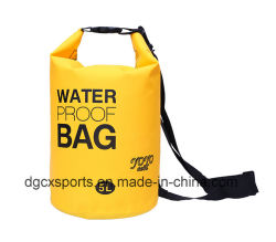 2017 New Product Promos Camouflage Floating Waterproof Dry Bag