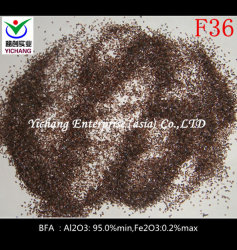 Brown Aluminum Oxide for Abrasive Raw Materials