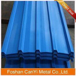 1060 Color Coated Corrugated Aluminum Sheet Temper H14
