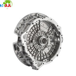 China High Precision Casting Aluminum Hydraulic Bell Housing Customized