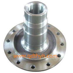 High Quality Sand Casting with CNC Machining Parts