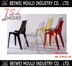 Injection Plastic PC Clear Chair Mold