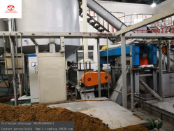 Kitchen Waste Processing Machinery to Produce Organic Fertilizer, Industrial Oil, Biodiesel Ect; Kitchen Waste Equipment/Machine/Machinery/Bulk Oil