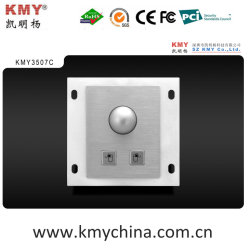 Industrial Metal Mouse Trackball Optical Version (KMY3507C)