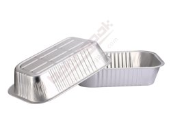 Beautiful Healthy Aluminum Foil Take-Away Food/Soup Container