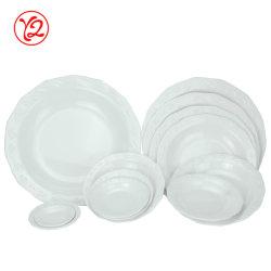 Top Grade Ceramic Like Restaurant Arcfresh Dinnerware Oval Plates