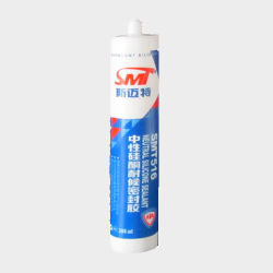 SMT-516 One Component Neutrality Super Performance Structure Glazing Silicone Sealant