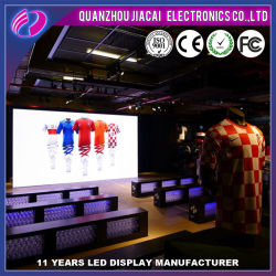 P4.81 High Brightness Indoor Full Color Custom LED TV Display