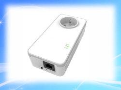 Homeplug AV2 Powerline 600m PLC Pass Through Adapter