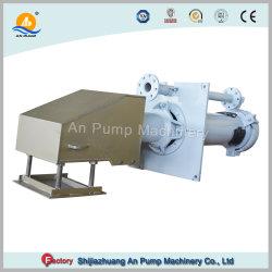 Electric Motor Driven Rubber Lined Desulphurization Circulating Slurry Pump