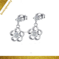 6cd651c6e Wholesale Fashion Jewellery Accessory CZ Sterling Silver Jewelry Earring  for Ladies