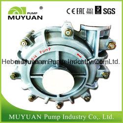Centrifugal Abrasion Resistant Flotation Process Mining Slurry Pump