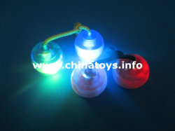 Wholesale High Quantity LED Finger Toy Ball Yoyo (1014505)