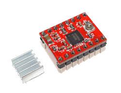 A4988 Stepper Motor Driver Module Stepstick 3D Printer Board Vq3902