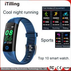 Distributor Gift Fitness Sport Digital Smart Watch /Wrist Band /Bracelet Mobile Phone with Sleep Monitor, Pedometer, Waterproof, Bluetooth