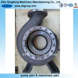 Stainless Steel/Carbon Steel Pump Parts in Sand Casting