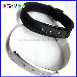 Power Titanium Ion Magnetic Bracelet Sports Ion Balance Bands (P072)