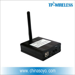 2.4GHz Digital Wireless Audio Transmitter Receiver (WT02)