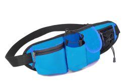 Neoprene Sports Jogging Running Waist Bag with Water Bottle Holder
