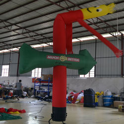 6 M Tall Advertising Inflatable Air Dancer 022