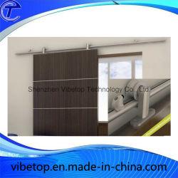 Stainless Steel Bathroom Sliding Barn Door Hardware Fittings