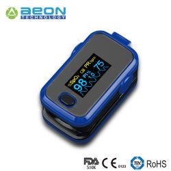 Ce & FDA Approved OLED Finger Pulse Oximeter