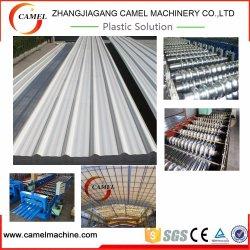 PVC Corrugated Roof Tile Sheet Extruding Machine/Plastic Corrugate Sheet Production Line