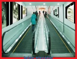 Automatical Moving Walk Lift as New Quick Urban Traffic Tool