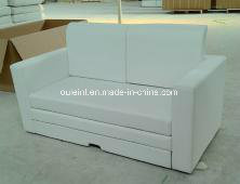 High Quality Faux Leather Sofa Bed Livingroom Hotel Bedroom Furniture