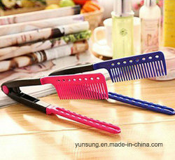 2016 The Perfect Colorful Lower Price Hair Brush Hair V Comb