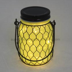 Summer Favor Outdoor Decorative Fancy Flicker Mini LED Glass Light