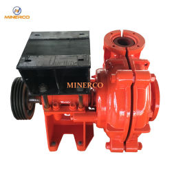 Low Noise High Quality Centrifugal Heavy Duty Slurry Pump for Gold