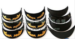 Bucket Hat with Embroidered Decoration Ribbon
